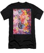 My Bouquet Men's T-Shirt (Athletic Fit)