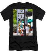 # One Stolen Sign Key West  Men's T-Shirt (Athletic Fit)