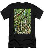 Bamboo Forest Men's T-Shirt (Athletic Fit)
