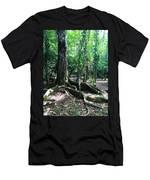 Blue Hole National Park Men's T-Shirt (Athletic Fit)