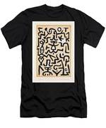 Comedians' Handbill Men's T-Shirt (Athletic Fit)