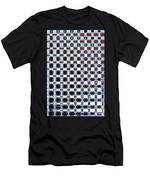 Dead Pine Tree Abstract Men's T-Shirt (Athletic Fit)