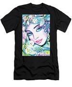 Dove Fairy Men's T-Shirt (Athletic Fit)