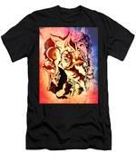 Evolution In Mind  Men's T-Shirt (Athletic Fit)