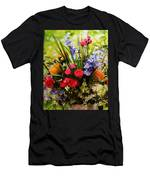 Flowers 4 Men's T-Shirt (Athletic Fit)