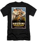 Houdini In The Grim Game 1919 Men's T-Shirt (Athletic Fit)