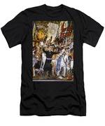 Mexico: 1810 Revolution Men's T-Shirt (Athletic Fit)