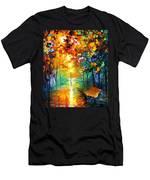 Misty Park Men's T-Shirt (Athletic Fit)
