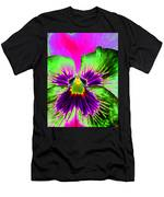 Pansy Power 82 Men's T-Shirt (Athletic Fit)