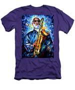 Sonny Rollins Men's T-Shirt (Athletic Fit)