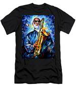 Sonny Rollins Men's T-Shirt (Athletic Fit)