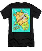 Turtley Awesome Men's T-Shirt (Athletic Fit)