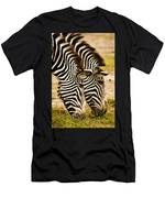 Twins In Stripes Men's T-Shirt (Athletic Fit)
