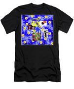 10-12-2056h Men's T-Shirt (Athletic Fit)