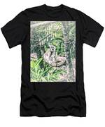 10773 Cotton Topped Tamarin Men's T-Shirt (Athletic Fit)