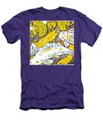 Koi Fish Men's T-Shirt (Athletic Fit)