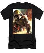 Star Wars Episode 3 Art Men's T-Shirt (Athletic Fit)