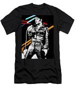 Elvis Men's T-Shirt (Athletic Fit)