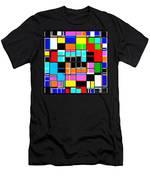 Geometrics Men's T-Shirt (Athletic Fit)