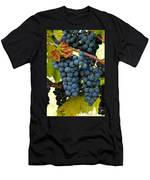 Marechal Foch Grapes Men's T-Shirt (Athletic Fit)