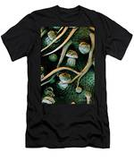 Marijuana, Cannabis Sativa, Sem Men's T-Shirt (Athletic Fit)