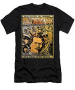 Maxim Gorki (1868-1936) Men's T-Shirt (Athletic Fit)