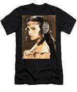 Episode 2 Star Wars Art Men's T-Shirt (Athletic Fit)