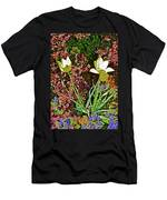 2016 Early May Side Garden Delight Men's T-Shirt (Athletic Fit)