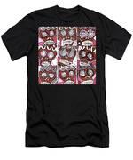 123 Men's T-Shirt (Athletic Fit)