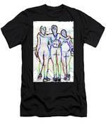 3 2 G0 Men's T-Shirt (Athletic Fit)