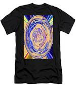 Agave Abstract Men's T-Shirt (Athletic Fit)