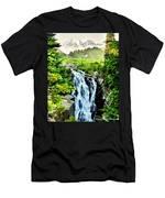 Mount Rainier National Park Men's T-Shirt (Athletic Fit)