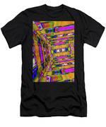 3d Unlimited Spectrum  Men's T-Shirt (Athletic Fit)