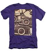 50s Brownie Cameras Men's T-Shirt (Athletic Fit)