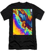 Abstract  Men's T-Shirt (Athletic Fit)