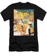 9/23/17 Rustic Barn Nuptial Men's T-Shirt (Athletic Fit)