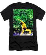 A Breath - Still - In The Moment Men's T-Shirt (Athletic Fit)
