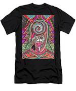 A Circle Of Thoughts Men's T-Shirt (Athletic Fit)