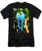 A Pair Of Parrots Men's T-Shirt (Athletic Fit)