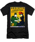 Absinthe Extra-superieure 1899 Men's T-Shirt (Athletic Fit)