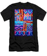 Abstract 10316 II Men's T-Shirt (Athletic Fit)