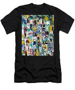Abstract 2018-02 Men's T-Shirt (Athletic Fit)
