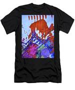 Abstract 6497 Men's T-Shirt (Athletic Fit)