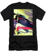 Abstract 6738 Men's T-Shirt (Athletic Fit)