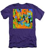 Abstract 7761701 Men's T-Shirt (Athletic Fit)