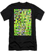Abstract Dr #6 Men's T-Shirt (Athletic Fit)
