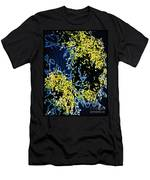 Abstract Of Tree And Leaves Men's T-Shirt (Athletic Fit)