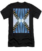 Abstract Photomontage N87v1 Dsc9063 Men's T-Shirt (Athletic Fit)