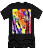 Abstract Poster Men's T-Shirt (Athletic Fit)