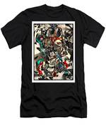 Abstraction 2501 Men's T-Shirt (Athletic Fit)